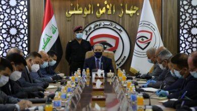 Photo of عبد الغني الاسدي : ان جهاز الامن الوطني يعمل بتوجيهات الحكومة المركزية