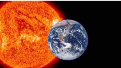 """Photo of الأرض غدا السبت في أقرب نقطة من الشمس """"الحضيض"""""""