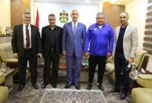 Photo of درجال  يلتقي رئيس وأعضاء التطبيعية ويؤكد تَسخير جميع الجهود لفوز البصرة بالعرس الخليجي