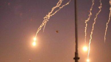 Photo of دوّي إنفجار ضمن مقتربات مطار بغداد الدوّلي وإنطلاق صافرات الإنذار دون تفاصيل