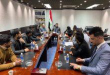 Photo of التربية النيابية تستضيف ممثلين عن المتطوعين الاداريين في وزارة التربية