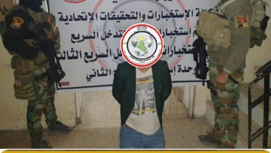 Photo of وكالة الاستخبارات: القبض على متهم عذب وقتل صديقهُ في طوز خورماتو