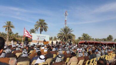 Photo of عاجل.. من كربلاء الحكيم : اصطفوا مع مشروع الدولة وقواها