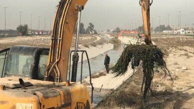 Photo of الموارد المائية تعلن عن تطهير وتنظيف قناة الجيش ببغداد