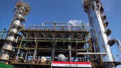 Photo of وزارة النفط : ارتفاع الطاقة التكريرية لمصفى الصمود في بيجي الى 140 الف برميل باليوم