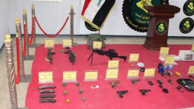Photo of الاستخبارات العسكرية تطيح ب ٢٠ تاجرا للمخدرات  في بغداد وبعض المحافظات