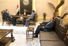 Photo of الجبوري يبحث مع رئيس جهاز الامن الوطني اوضاع كركوك ،وجهود الأستقرار بالمحافظة