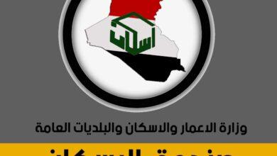Photo of وزارة الاعمار: 361 مليار دينار قيمة المبالغ المصروفة لمقترضي صندوق الاسكان في 2020