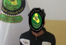 Photo of الاستخبارات العسكرية تقبض على مدرب ما تسمى بقوات الكواسر والقعقاع واليمامة في نينوى