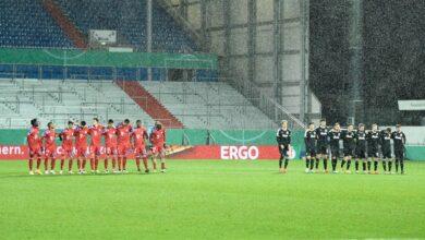 Photo of فريق من الدرجة الثانية يقصي بايرن ميونخ من كأس المانيا