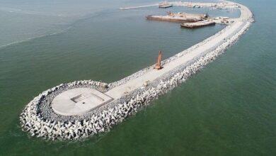 Photo of موانىء العراق: 40 خبيرا كوريا لانجاز ميناء الفاو الكبير في البصرة
