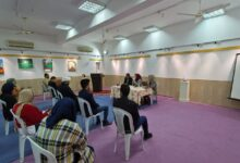 "Photo of ثقافة وفنون الشباب تقيم جلسة ثقافية بعنوان ""المواطنة و التعايش السلمي"""