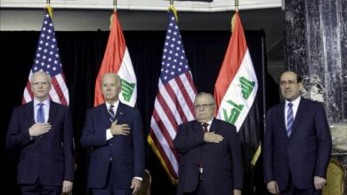 Photo of اختيار شخصيات عملت في العراق بإدارة بايدن رايأن عراقيون عربي وكردي