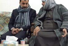 Photo of عبطان يقدم التعازي لعائلة الشهيدين عمر و علي النعيمي