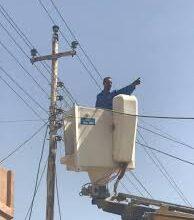 Photo of نصب محولة كهرباء في البلديات بناء على مناشدات الاهالي للنائب امجد العقابي
