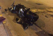 Photo of وفاة سائق دراجة نارية إثر حادث والعثور على 200 الف دولار بحوزته