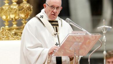 Photo of البابا يعلن عن موعد زيارته الى العراق ويكشف عن الغرض لزيارته