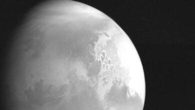 Photo of مسبار المريخ الصيني يكمل تصحيحه المداري الرابع