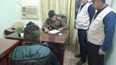 Photo of ذي قار: الشرطة المجتمعية تمنع حالة ابتزاز لسيدة من دولة عربية