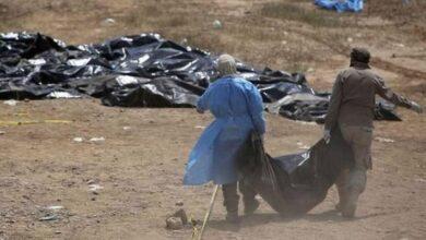 Photo of حقوق الإنسان : الكشف عن ٨٨ مقبرة جماعية في عموم نينوى