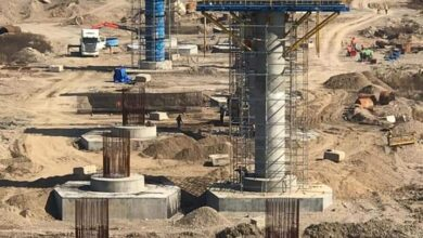 Photo of وزارة الاعمار: وتائر عمل متصاعدة في تنفيذ مشروع جسر شمال تكريت ومقترباته