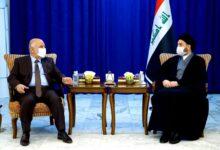 Photo of السيد عمار الحكيم يبحث مع العبادي المشهد السياسي والانتخابات المبكرة