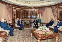 Photo of رئيس حكومة إقليم كوردستان يستقبل نائب وزير خارجية أرمينيا