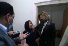 Photo of وزيرة الهجرة والمهجرين تتفقد أوضاع الأسر العائدة من مخيمات النزوح إلى الفلوجة