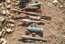 Photo of الاستخبارات العسكرية تستولي على حزام ناسف ومتفجرات واعتدة في تلعفر