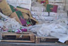 Photo of الاستخبارات العسكرية تضبط شاحنتين محملة بمواد غذائية ممنوعة من الاستيراد في كركوك