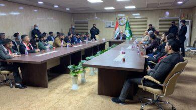 Photo of عبد الغني الأسدي: مهمتي وقتية وهدفي هو تهدئة الاوضاع في الناصرية