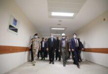 Photo of السيد عبد الغني الأسدي يوجه بأنجاز ما تبقى من عمل باسرع وقت ممكن وتهيئتها لاستقبال المواطنين