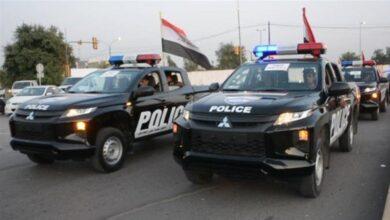 Photo of مكافحة إجرام بغداد : القبض على متهمة بالاتجار بالبشر وعدد من المتهمين الآخرين بقضايا جنائية مختلفة