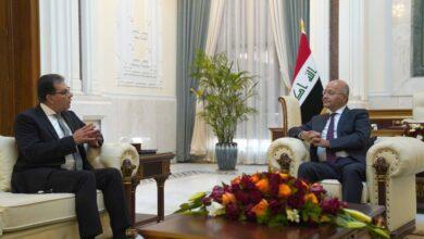 Photo of رئيس الجمهورية: أمن واستقرار العراق عامل أساسي لاستقرار وازدهار المنطقة وشعوبها