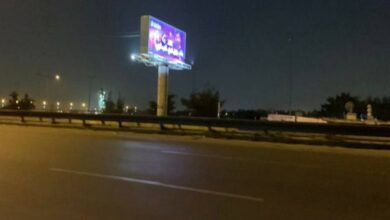 Photo of بالصور | شوارع العاصمة بغداد بعد سريان حظر التجوال