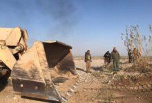 Photo of هندسة اللواء 28 للحشد تفتح طرف نيسمية (بديلة) لتقدم القطعات العسكرية شمال خانقين