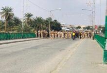 Photo of انسحاب كامل لقوات الشغب من أمام مبنى محافظة ذي قار والجيش يفرض سيطرته على مناطقها